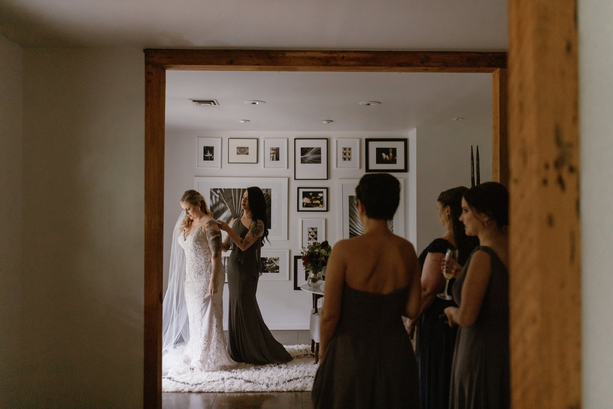 Wedding Getting Ready Images