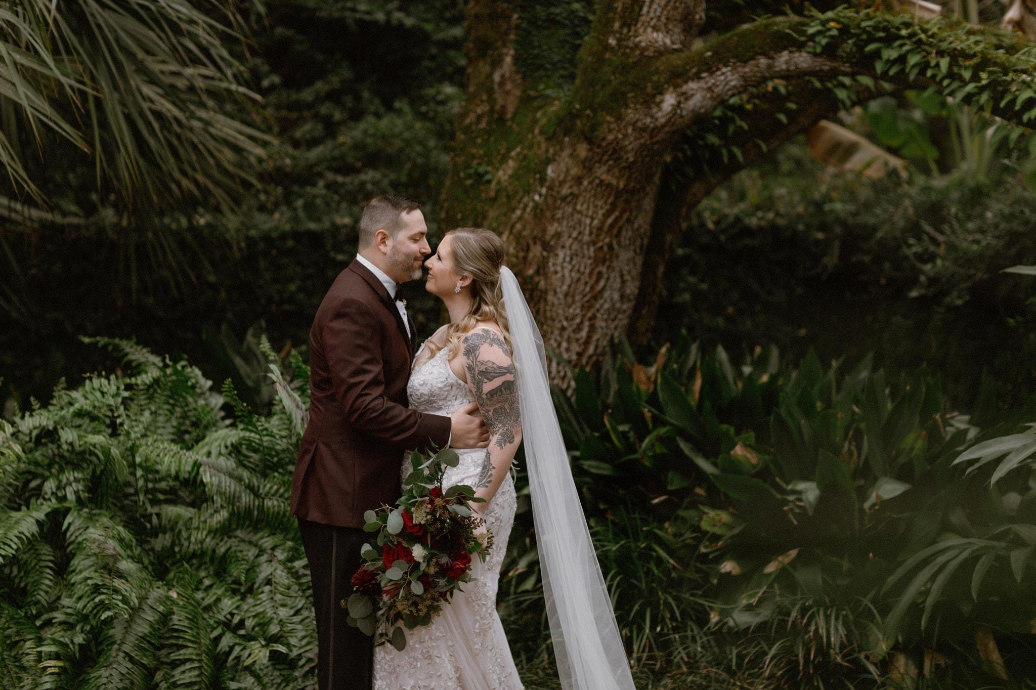 Outdoor Louisiana Wedding