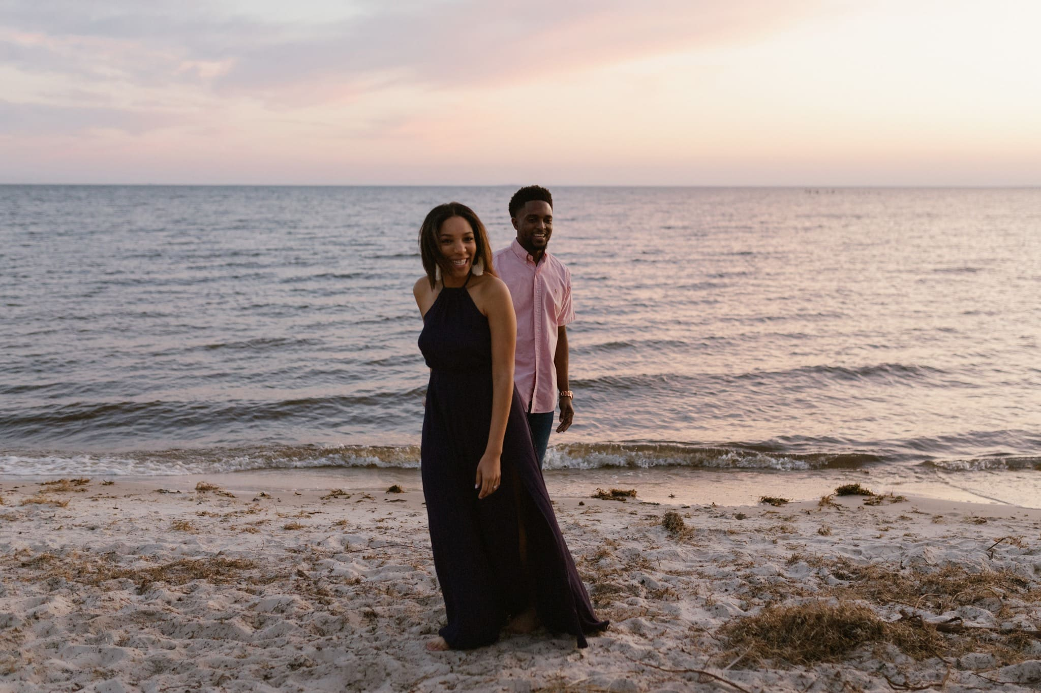 Fontainebleau State Park Engagement Session