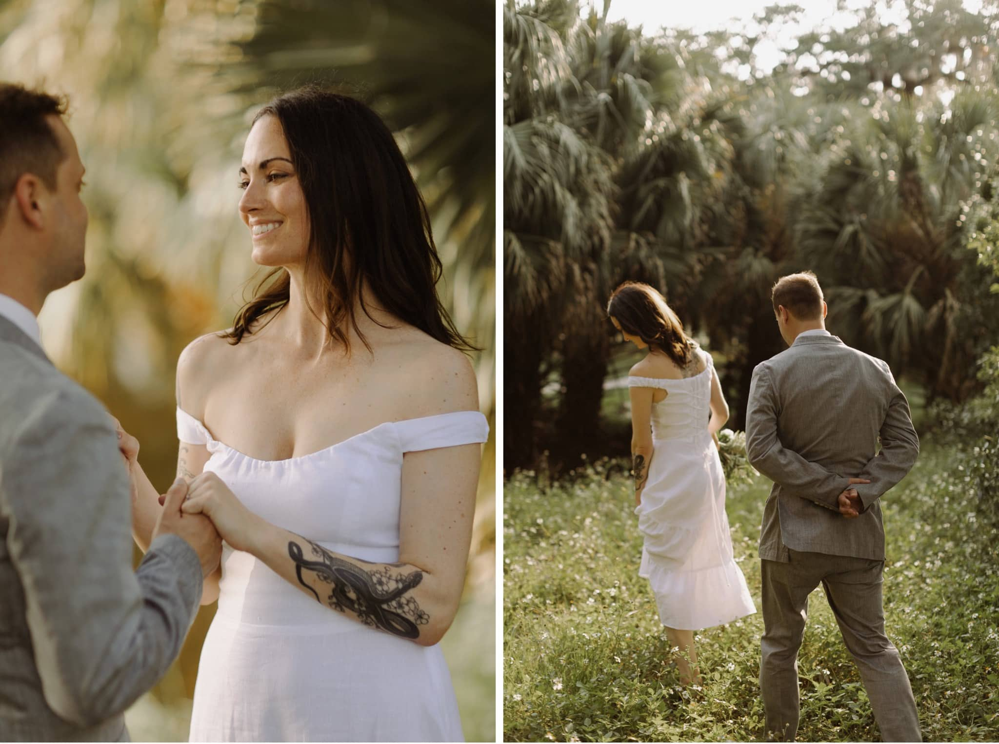Oak Grove City Park Elopement