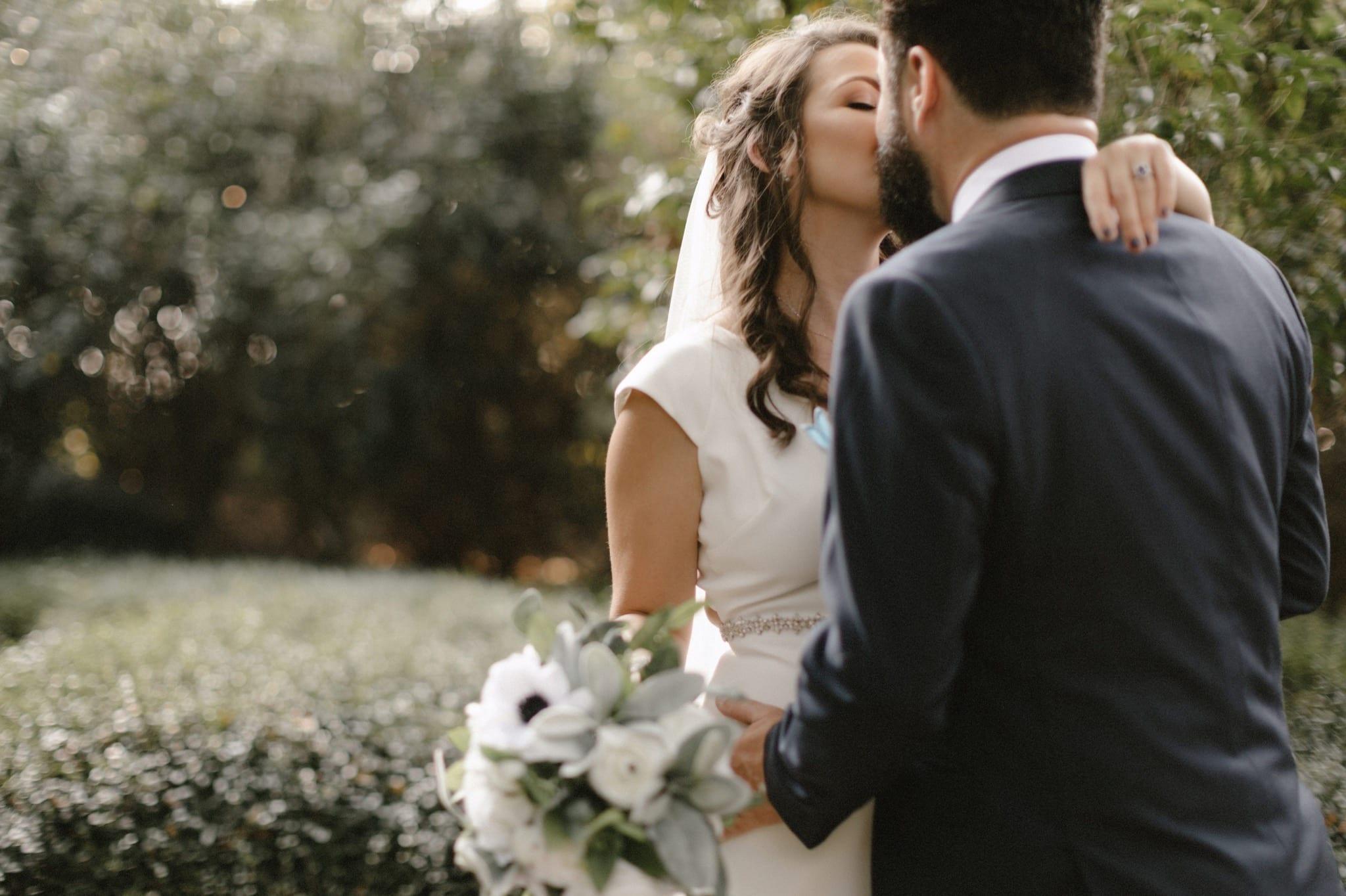 Rip Van Winkle Louisiana garden wedding