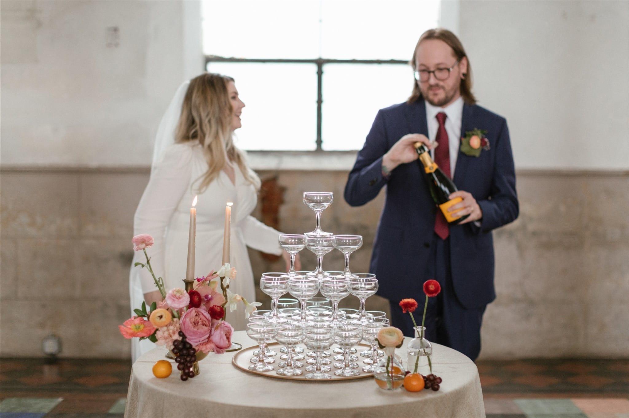 Marigny Opera House Micro Wedding