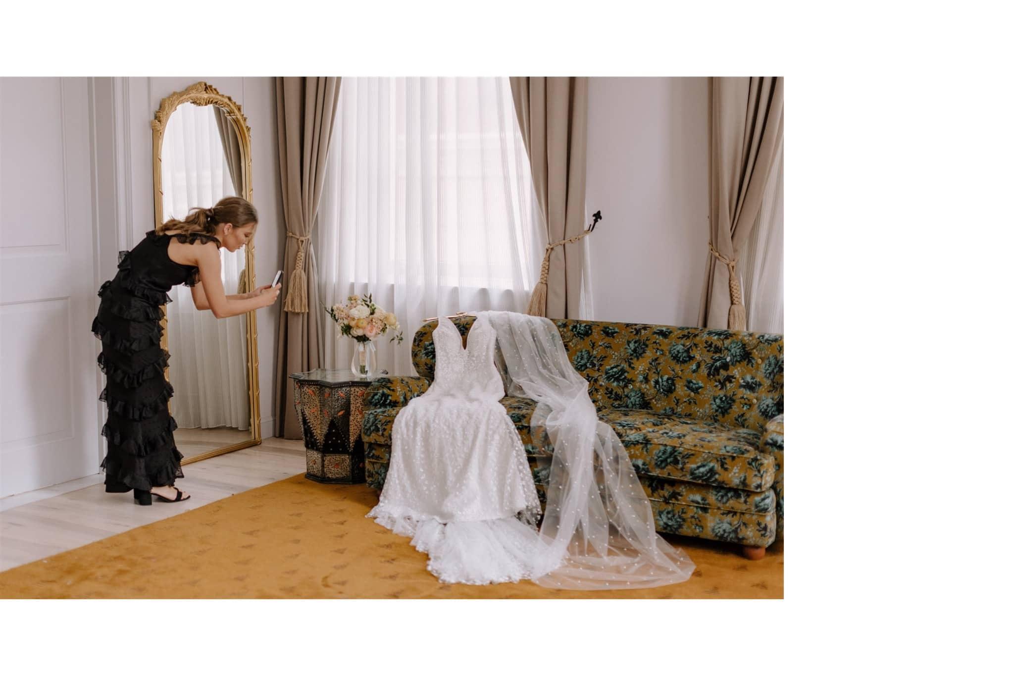 Maison de la Luz Wedding